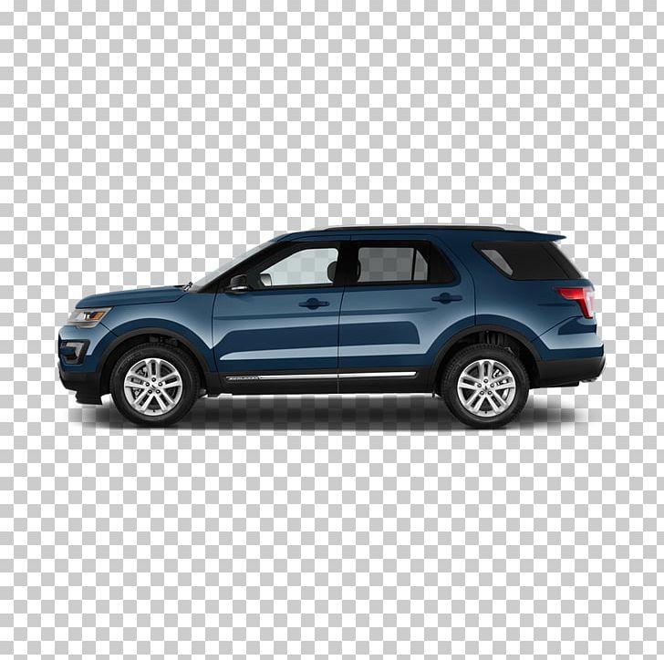 Car 2018 Ford Explorer XLT Four.