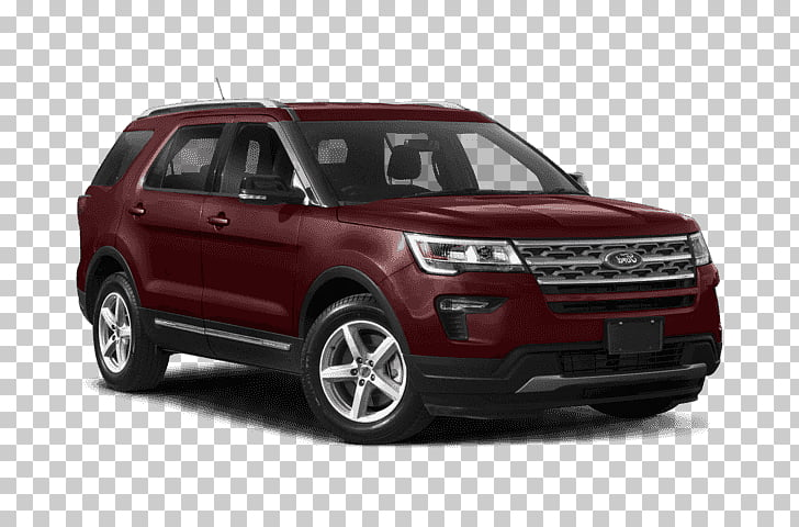 2018 Ford Explorer Limited Sport utility vehicle Car 2018.