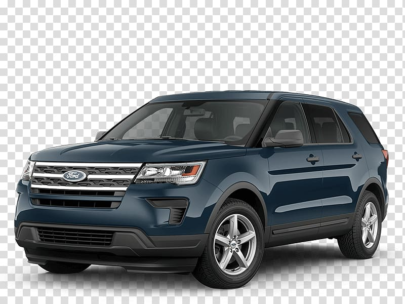 2018 Ford Explorer XLT Sport utility vehicle 2018 Ford.
