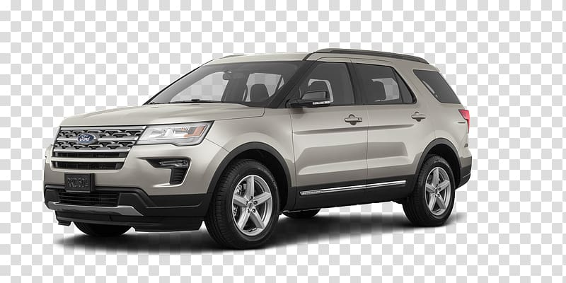 Ford Motor Company Car 2018 Ford Explorer Limited Sport.