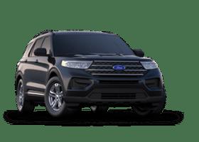 2020 Ford Explorer.