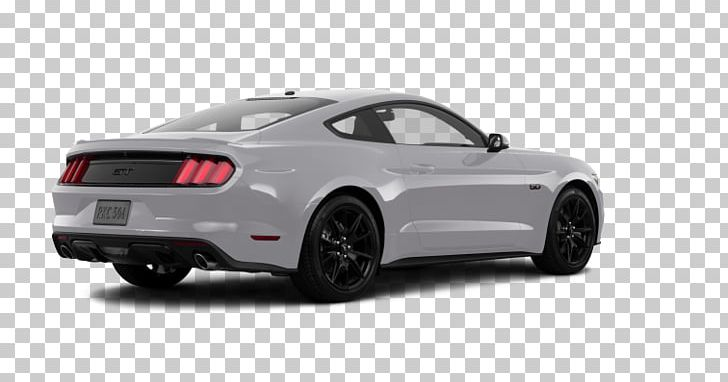 Car 2018 Ford Mustang EcoBoost Shelby Mustang Fastback PNG.