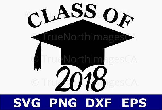 Class of 2018 SVG / Graduation 2018 SVG / Graduation Cap svg.