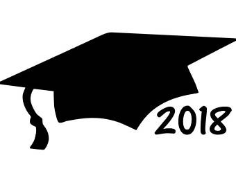 Graduation Cap Clipart 2018 (94+ images in Collection) Page 2.