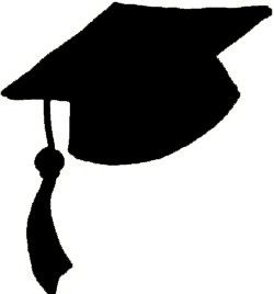 Graduation hat flying graduation caps clip art graduation.