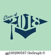 Class Of 2018 Clip Art.