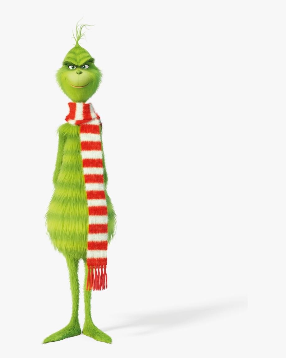 Grinch Png Transparent Background.