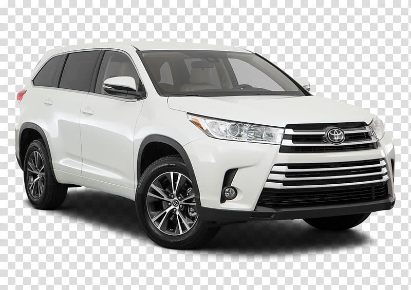 Sport utility vehicle 2018 Toyota Highlander LE Plus Toyota.