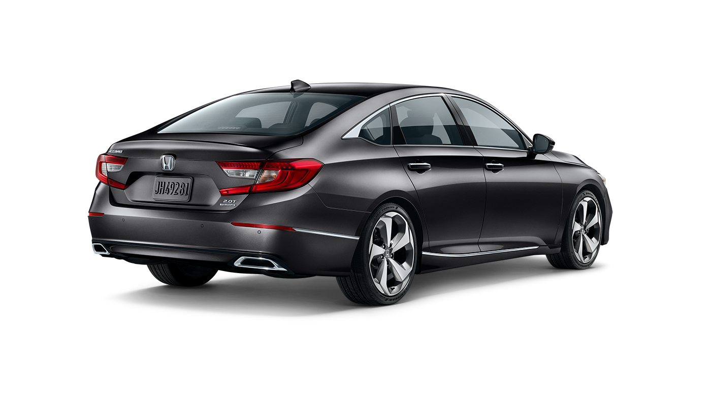 2018 Honda Accord Sedan Touring 2.0T.