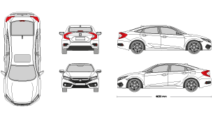 Honda civic download free clipart with a transparent.