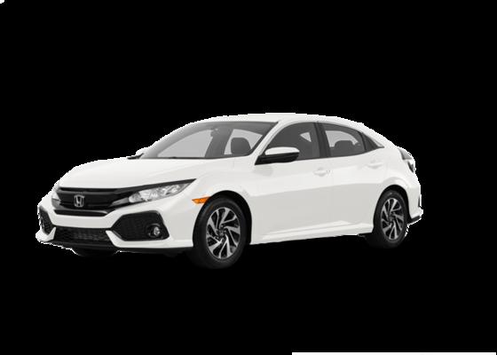 Honda Civic Hatchback LX HONDA SENSING 2018.