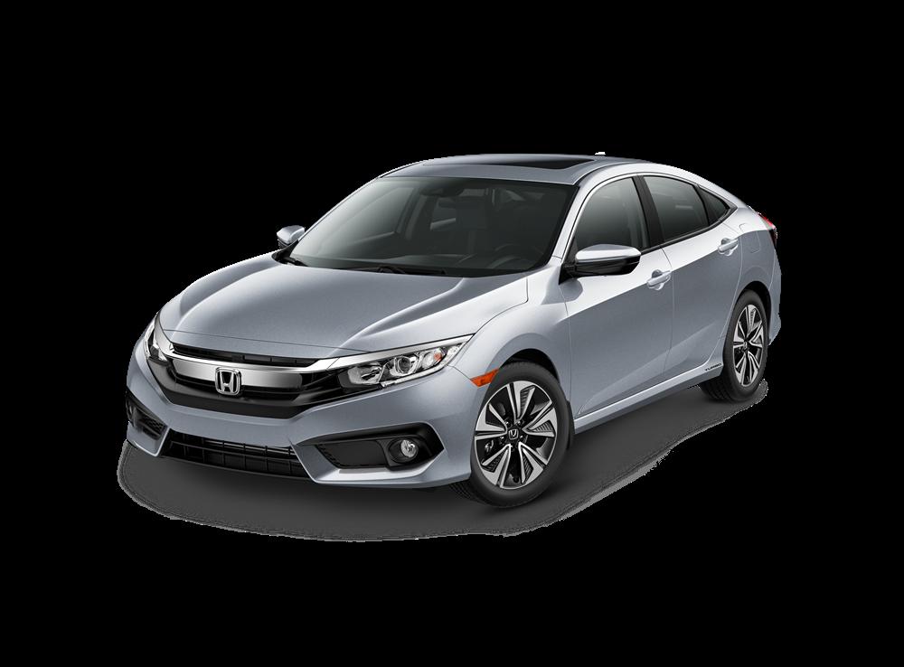 2018 Honda Civic Sedan.