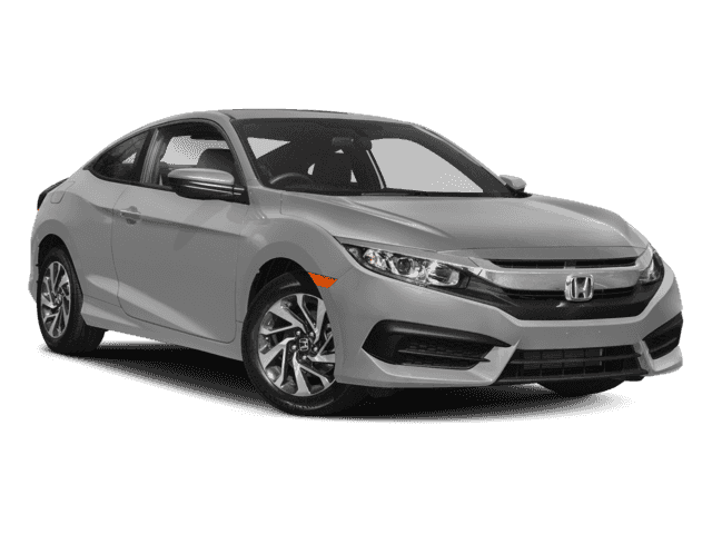 New 2018 Honda Civic LX.