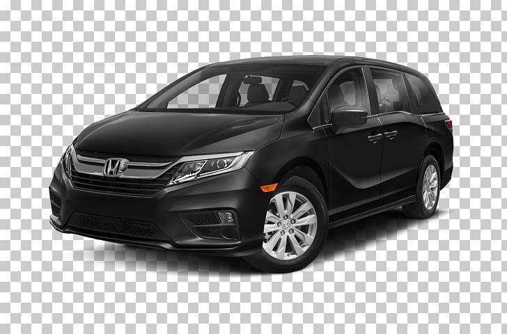2018 Honda Odyssey LX Passenger Van Car Toyota, honda PNG.