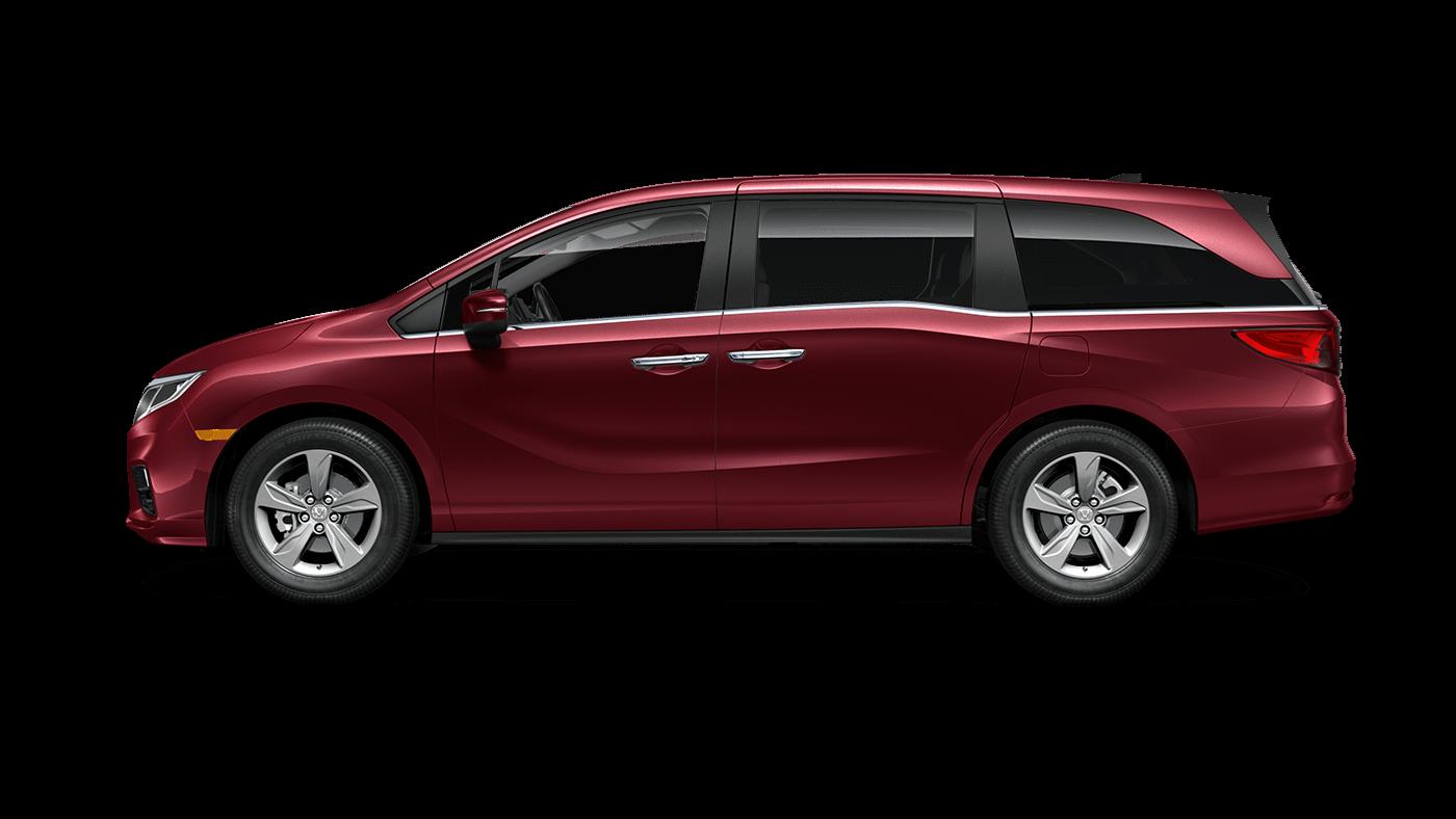 2018 Honda Odyssey EX.