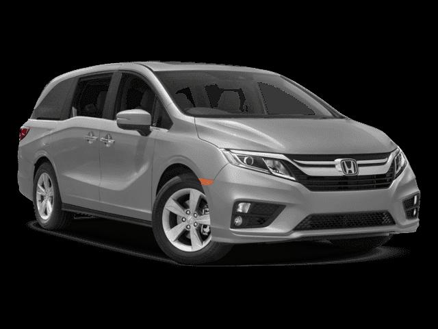 New 2018 Honda Odyssey EX.