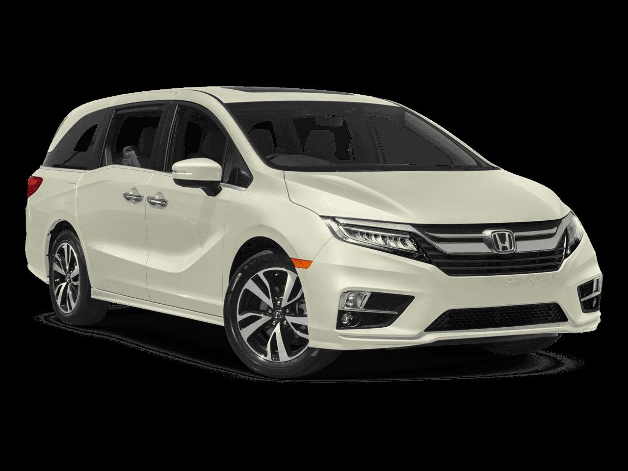 New 2018 Honda Odyssey Elite Auto.