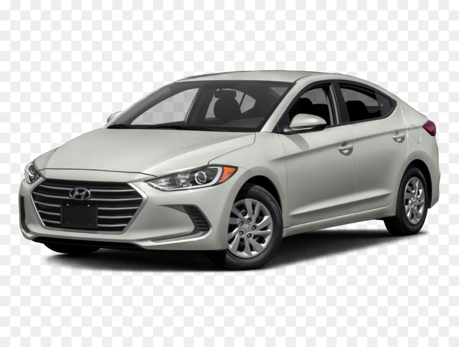 2017 Hyundai Elantra Family Car png download.