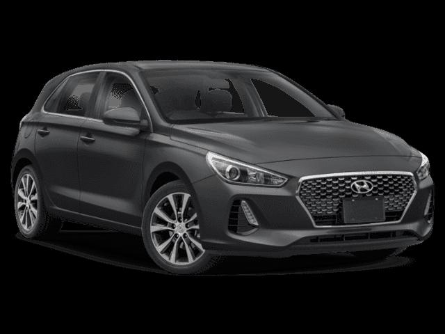 New 2018 Hyundai Elantra GT Sport FWD Hatchback.