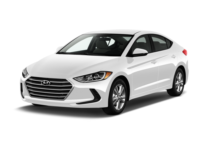 Used 2018 Hyundai Elantra SEL.