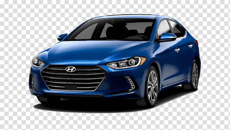 Hyundai Motor Company Car 2018 Hyundai Elantra Limited Sedan.