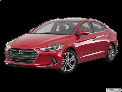 2018 Hyundai Elantra Review.
