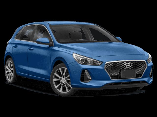New 2018 Hyundai Elantra GT Sport FWD 4D Hatchback.