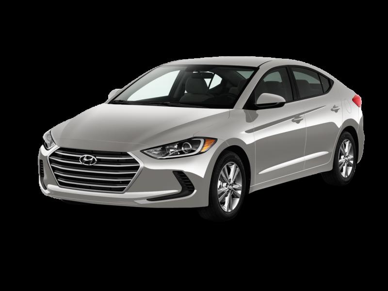 New 2018 Hyundai Elantra SE.