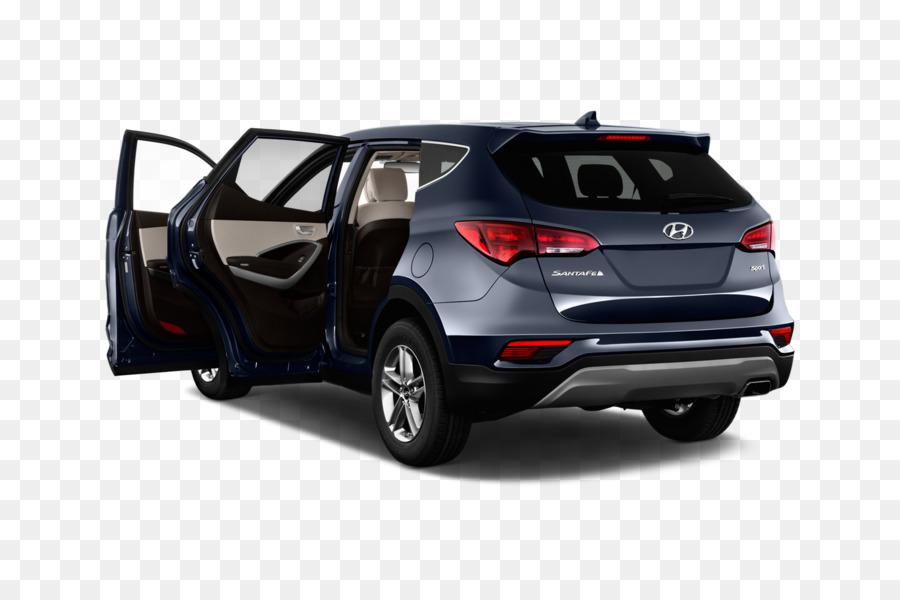 2018 Hyundai Santa Fe Sport Vehicle Door png download.