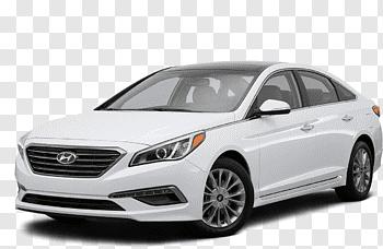 2018 Hyundai Sonata cutout PNG & clipart images.