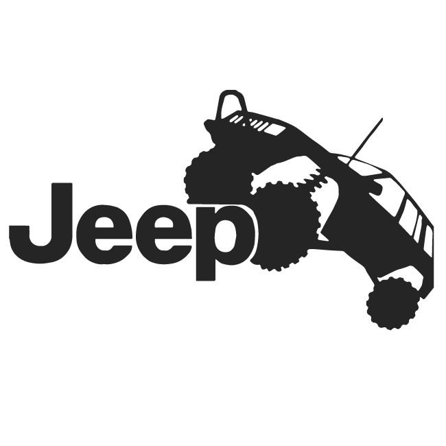 Jeep Grand Cherokee Clipart.