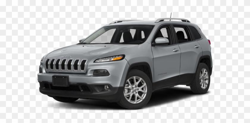 2018 Jeep Cherokee Grey.