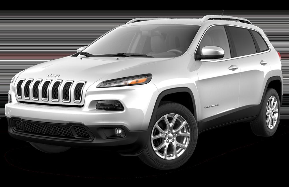 2017 Jeep Cherokee.