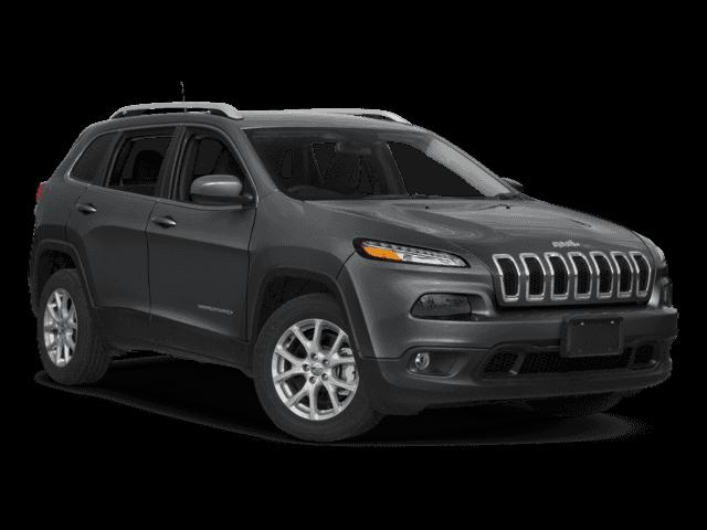 New 2018 Jeep Cherokee Latitude Tech Connect 4x4 4WD.