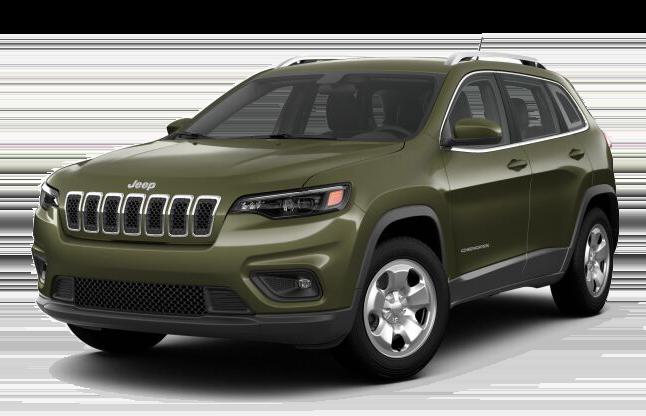 2019 Jeep Cherokee Specs, Trim Levels.