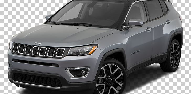 2018 Jeep Compass Limited Chrysler Car Sport Utility Vehicle.