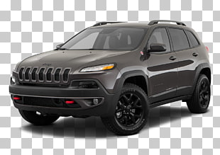 5 2018 Jeep Cherokee Latitude PNG cliparts for free download.