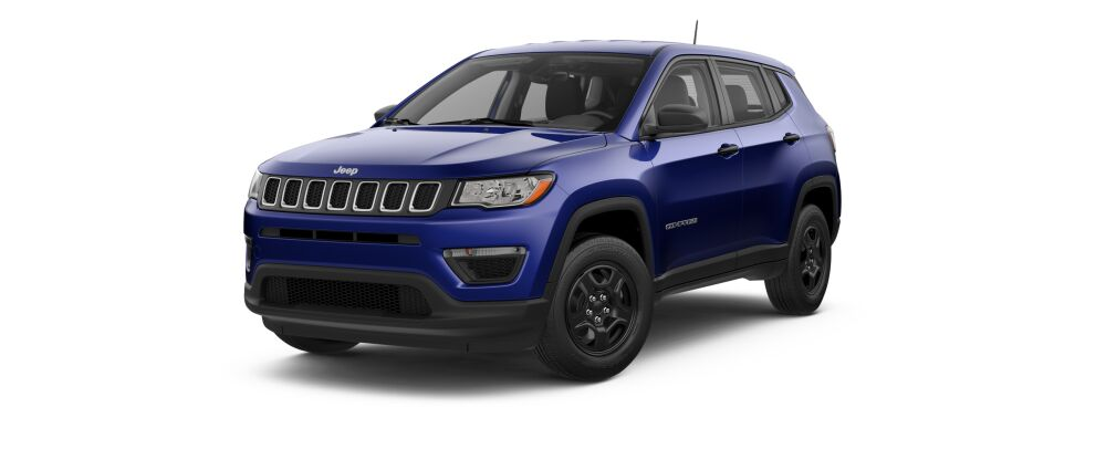 Jeep Compass Information.