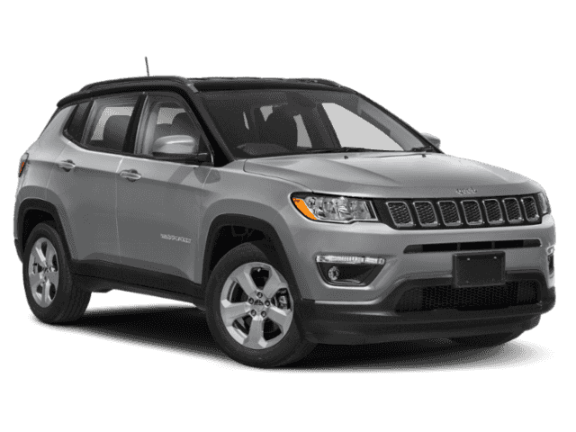 New 2019 Jeep Compass Latitude 4WD.