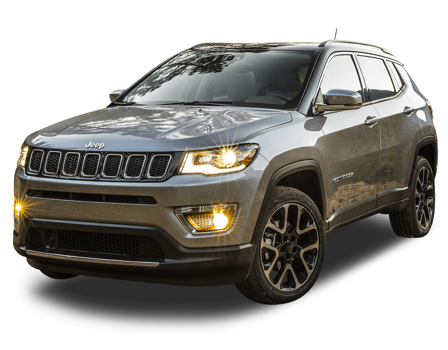 Jeep Compass Review.