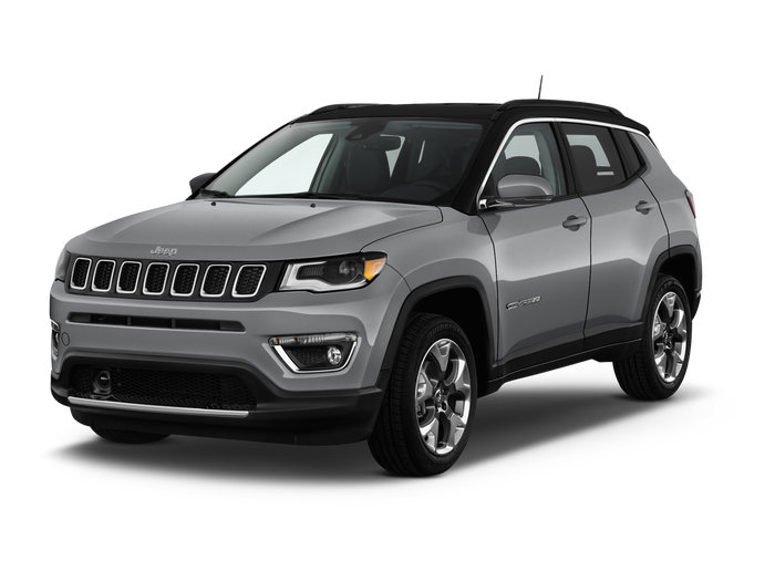 Used 2018 Jeep Compass Limited.