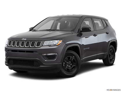 2018 Jeep Compass Review.