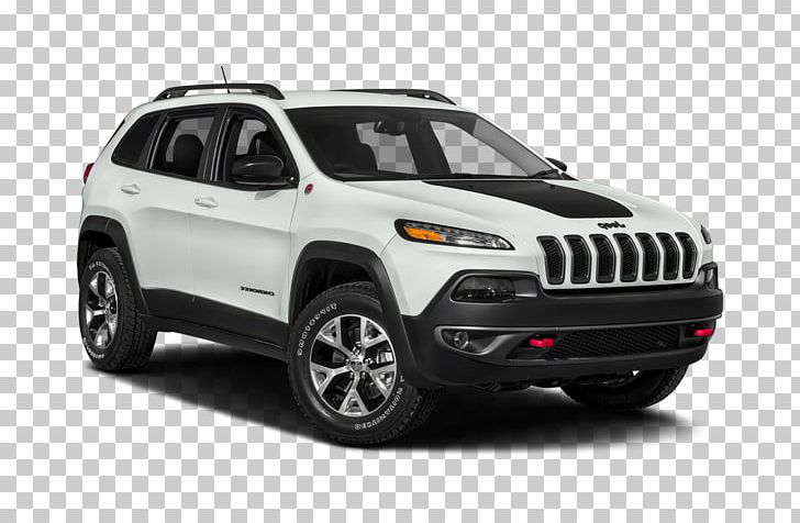2018 Jeep Grand Cherokee Chrysler Jeep Trailhawk Car PNG.