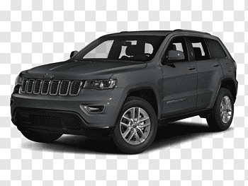 2018 Jeep Grand Cherokee Laredo cutout PNG & clipart images.
