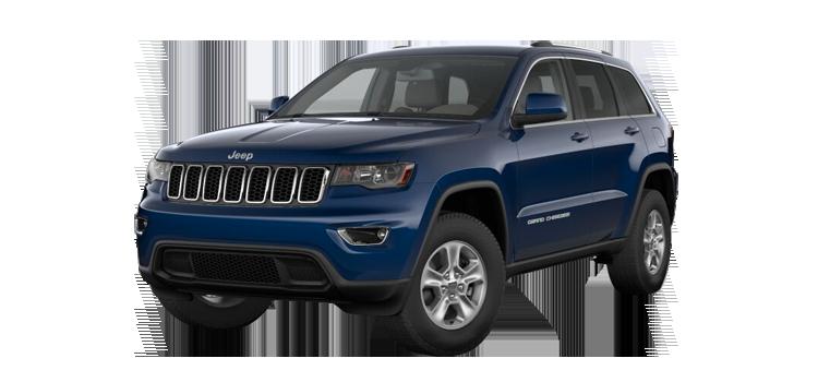New 2018 Jeep Grand Cherokee Laredo E SUV Stock # D84637.