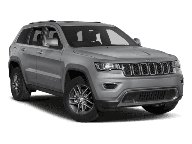 NEW 2018 JEEP GRAND CHEROKEE LIMITED 4X4.