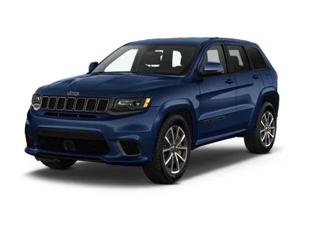 NEW 2018 JEEP GRAND CHEROKEE TRACKHAWK 4X4.