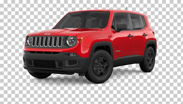 2018 Jeep Renegade Latitude Chrysler Car Sport utility.