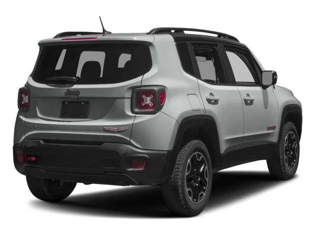 NEW 2018 JEEP RENEGADE TRAILHAWK® 4X4.