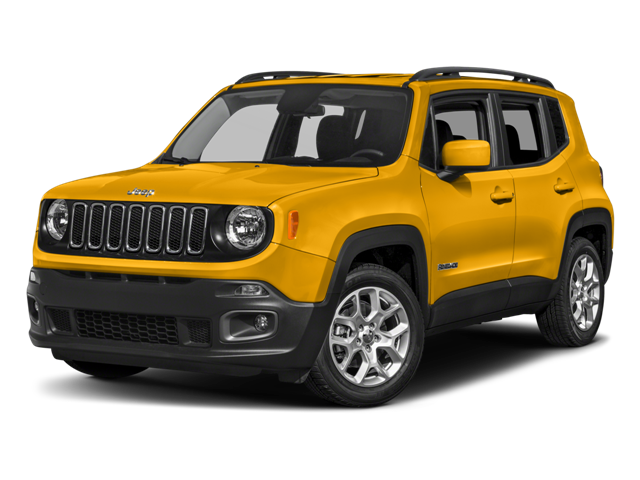 Stock# H54867 NEW 2018 Jeep Renegade.